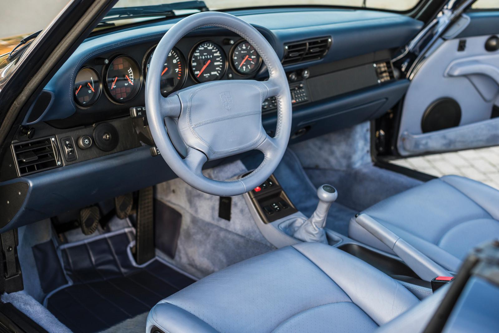 Foto de Porsche 993 Turbo Cabrio (11/18)
