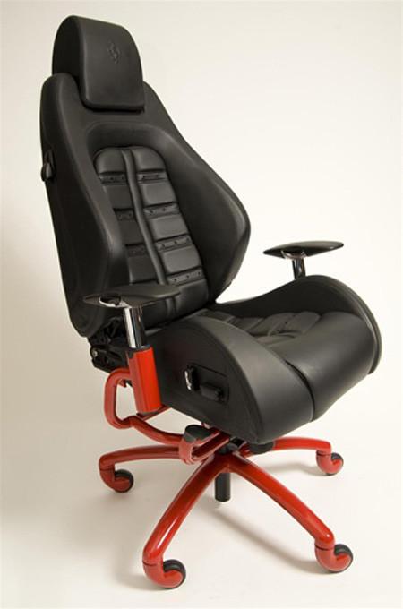 silla ordenador asiento coche