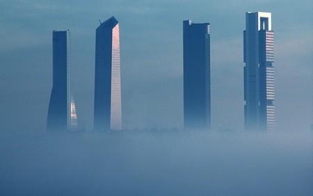 Contaminacion Madrid Trafico