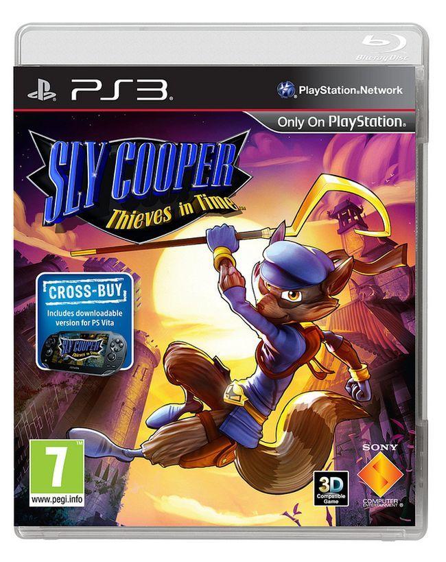 Sly Cooper: Ladrones en el Tiempo (PS3)
