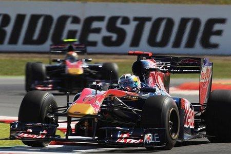Toro Rosso confirma a Jaime Alguersuari y a Sébastien Buemi para 2011