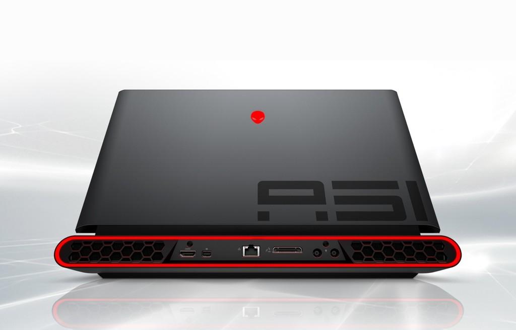 Alienware Area-51m: potencia de PC gaming de escritorio en este rediseñado portátil