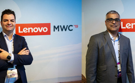"""La """"victoria"""" de las gafas standalone y la gestión del feedback del usuario: hablamos con Jorge Madrigal y Dilip Bathia de Lenovo"""