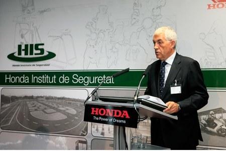 Honda: 4 mill. euros en educación vial - DGT: 3 mill. euros en radares