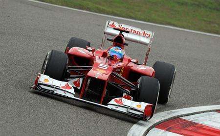 Fernando Alonso obtiene una novena posición por fuerza de voluntad