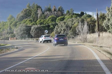 Nissan Qashqai 2014 - prueba - toma de contacto