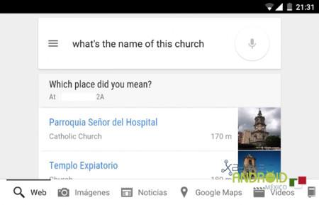 Google comienza a mostrar resultados contextuales en base a la ubicación