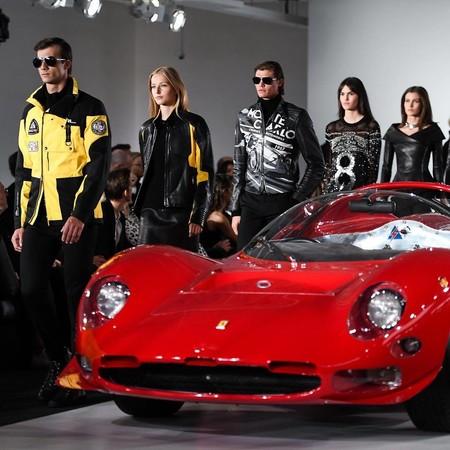 Ralph Lauren colección coches