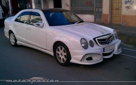 Dolorpasión™: Mercedes, ¿qué te han hecho?