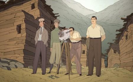 'Buñuel en el laberinto de las tortugas': la hermosa animación eleva un superficial retrato de genio en crisis