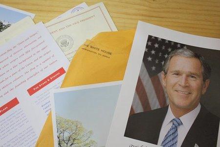 La doctrina Bush