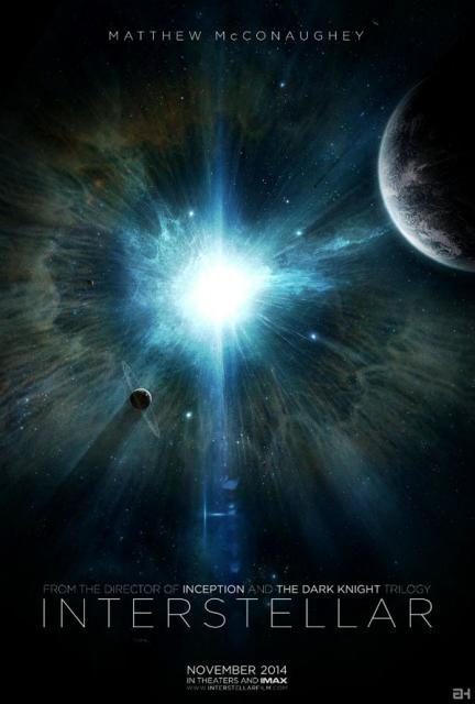 'Interstellar' de Christopher Nolan, teaser tráiler