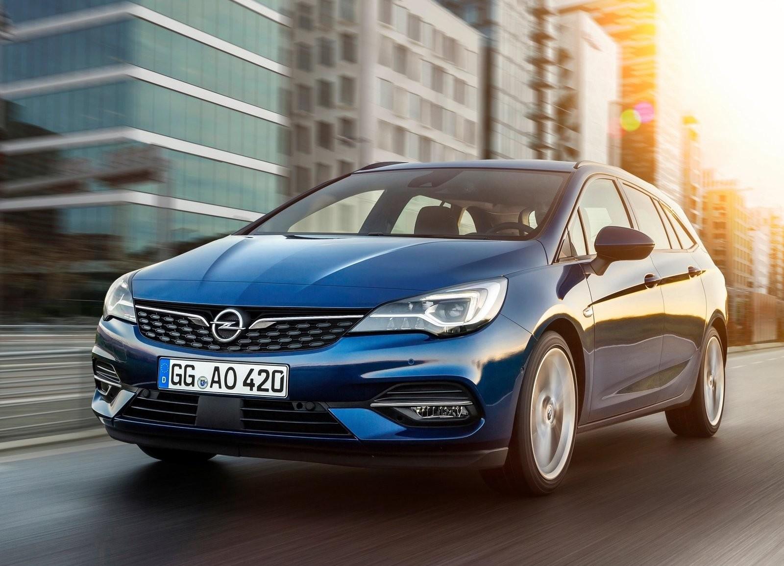 Foto de Opel Astra 2020 (9/10)