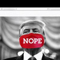 """Twitter etiqueta un vídeo compartido por Trump como """"manipulado"""" y Facebook elimina anuncios de su campaña por incluir un símbolo nazi"""