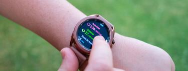 Rebajaza del Samsung Galaxy Watch 3 de 45 mm en Amazon por 300 euros, el smartwatch más reciente del catálogo de Samsung