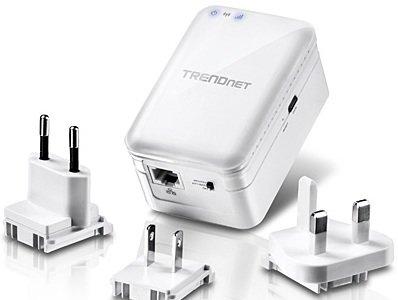 TEW-817DTR, el nuevo router compacto para viajes de TRENDnet