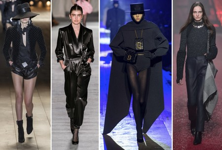 Trend Aw 2018 Total Black