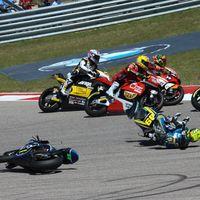 El estado del Circuito de las Américas preocupa a MotoGP: mucho baches y hasta 62 caídas en Austin