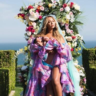Nueve celebrities que son madres y un ejemplo de aceptación de los cambios físicos que se viven tras el embarazo