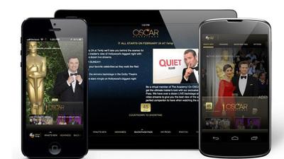 Cinco aplicaciones para seguir la gala de los Oscar