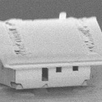 Esta es la casa más pequeña del mundo y ha sido ensamblada robóticamente