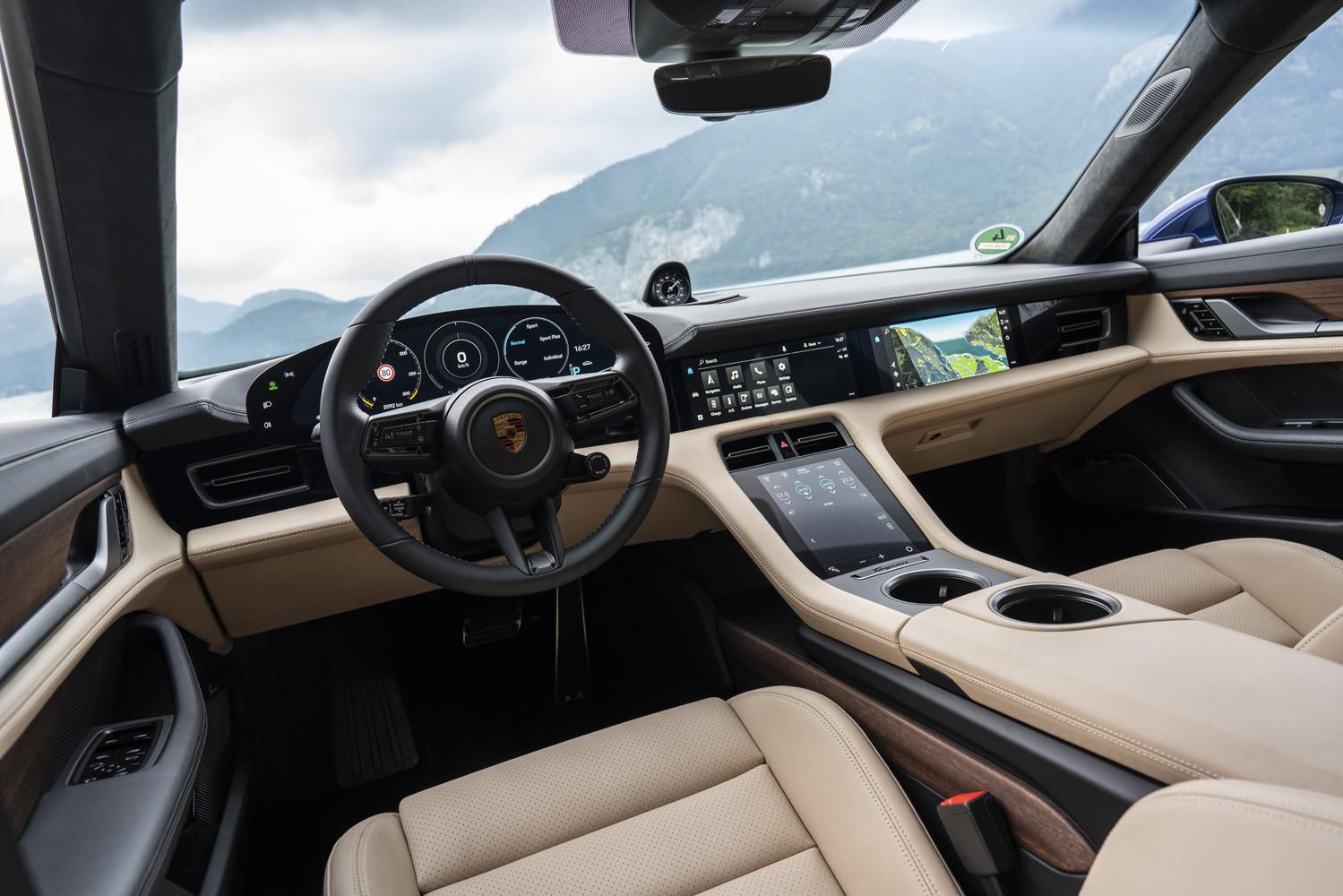Foto de Porsche Taycan prueba contacto (54/275)