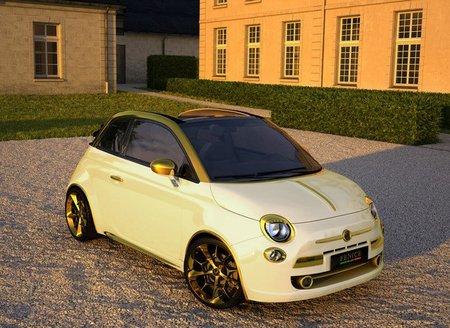 Fenice Milano Dolce Vita: otra versión más del Fiat 500
