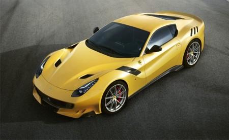 Ferrari F12tdF, el nuevo Cavallino que honra a Francia con 769 HP