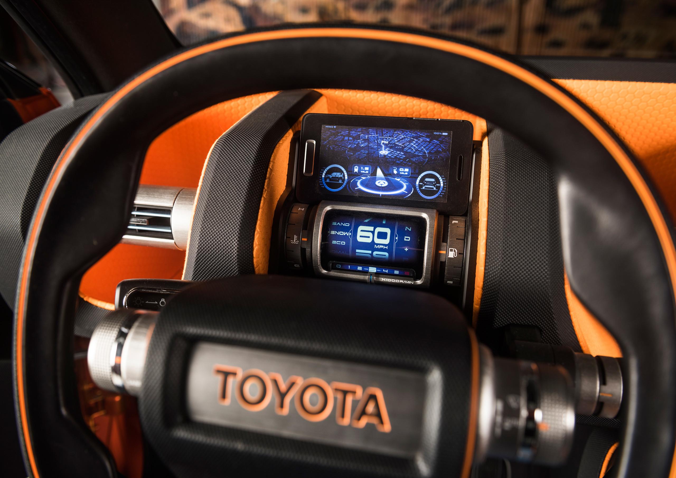 Foto de Toyota FT-4X Concept (13/29)