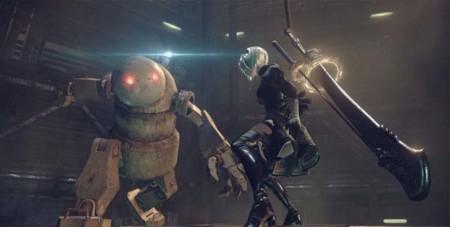 NieR: Automata presume su gameplay con toda la acción de PlatinumGames