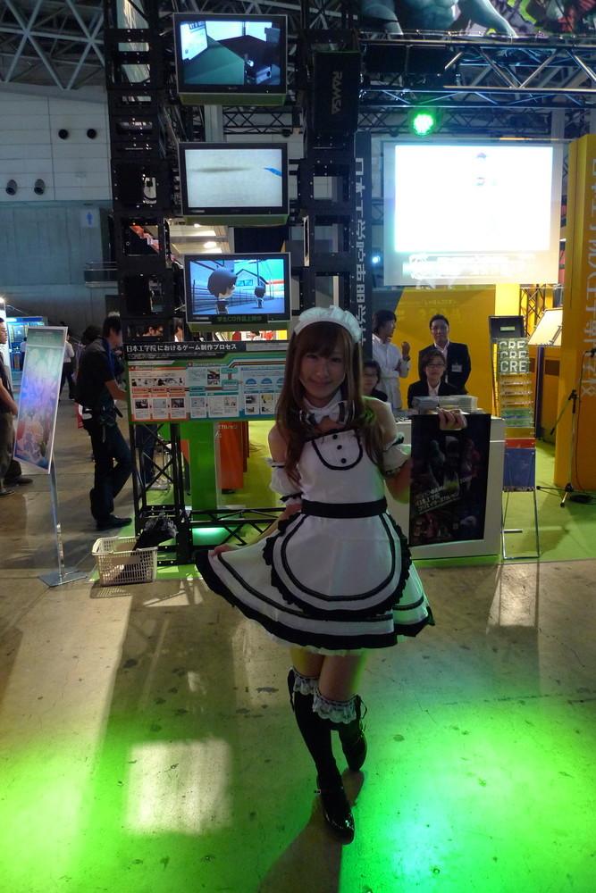 Foto de Chicas del Tokyo Game Show 2009 (11/28)