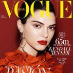 Kendall Jenner para Vogue España... Y olé