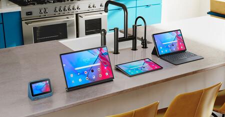 Lenovo Yoga Tab 11, Yoga Tab 13 y Tab P11 Plus: la versatilidad al poder en tres nuevos tablets que no dejan de lado lo último de Qualcomm