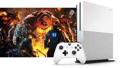 Así es la Xbox One S, una versión slim de Xbox One con vídeo 4K y 2 TB de disco duro