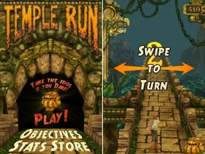 Temple Run camino de Windows Phone [ya está disponible]