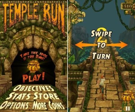 Temple Run camino de Windows Phone [ya está disponible]