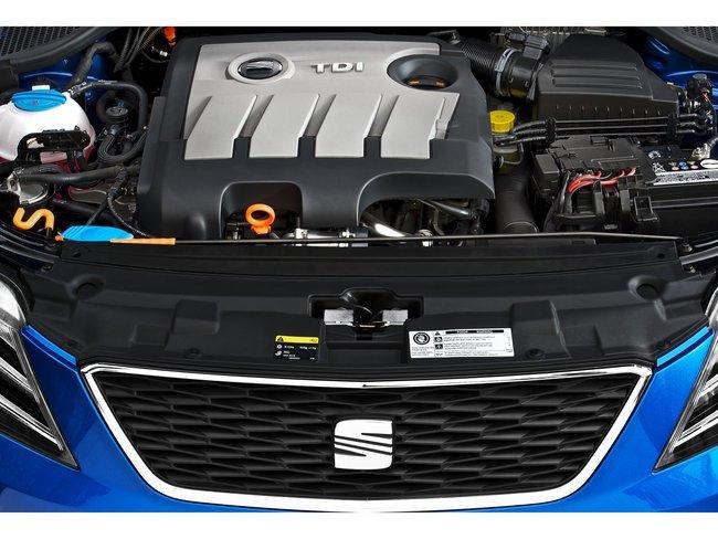 Motor TDI en el SEAT Toledo