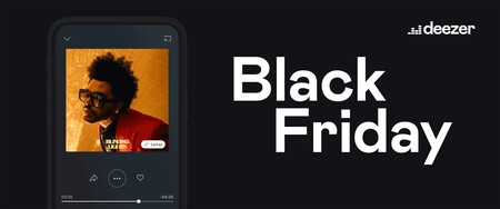 Deezer tendra promoción en México durante Black Friday