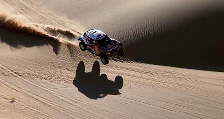 Carlos Sainz Dakar 2020 5