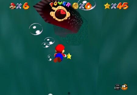 Super Mario 64 Mundo3 Estrella2 02