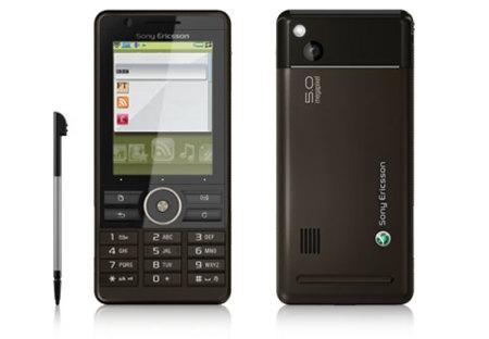Sony Ericsson G900i y G700i, su nueva gama