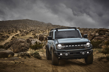 Ford Bronco 2021 13