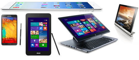 Tablets para trabajar en la empresa