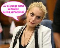 Lindsay Lohan ante los tribunales