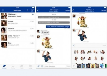 Ps4 Messaging