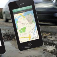 Ayudando a recopilar baches mientras conducimos gracias al Big Data