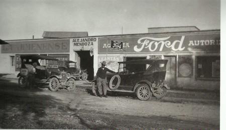 Primera Fabrica De Autos Mexico Ford 3