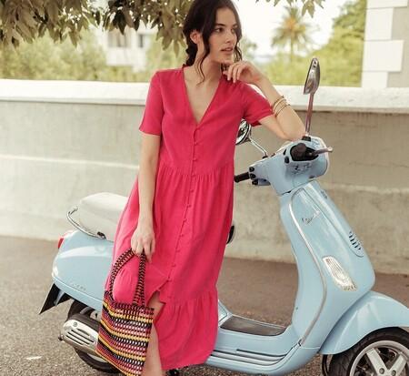 Hasta 50% de descuento en el outlet de La Redoute: vestidos  por 34 euros, camisas por 14 euros o bolsos por 21 euros
