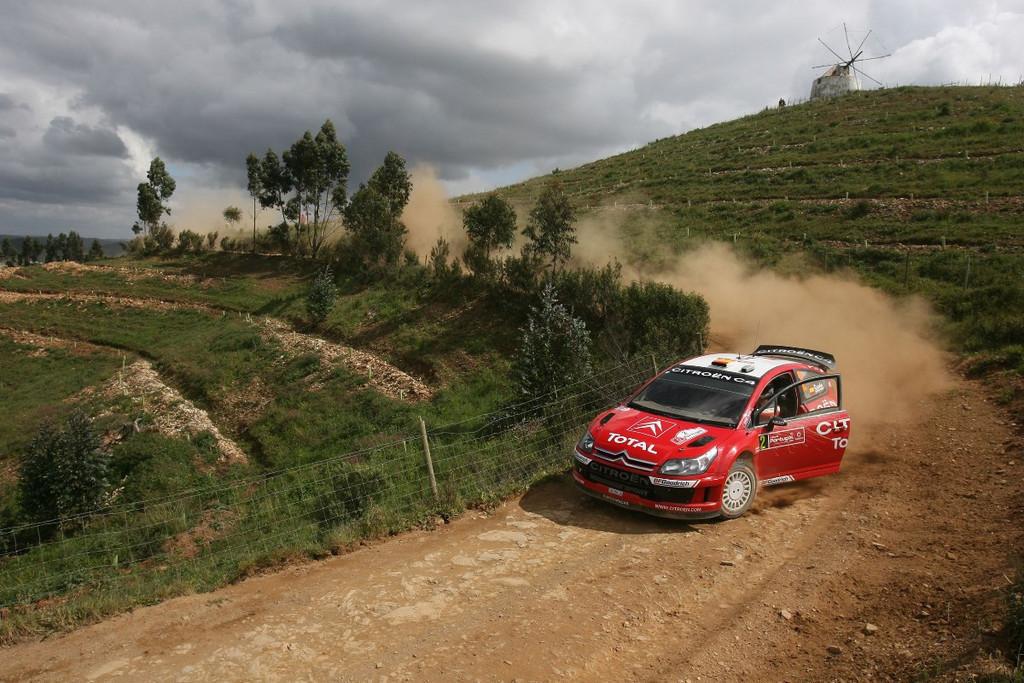 Foto de Citroen WRC Portugal 2007 (14/16)