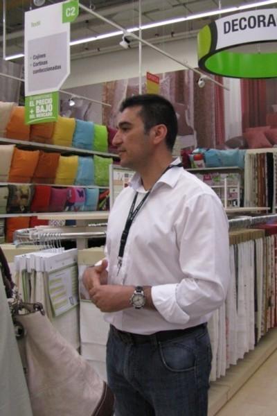 Visita a nueva tienda Leroy Merlin Majadahonda 1